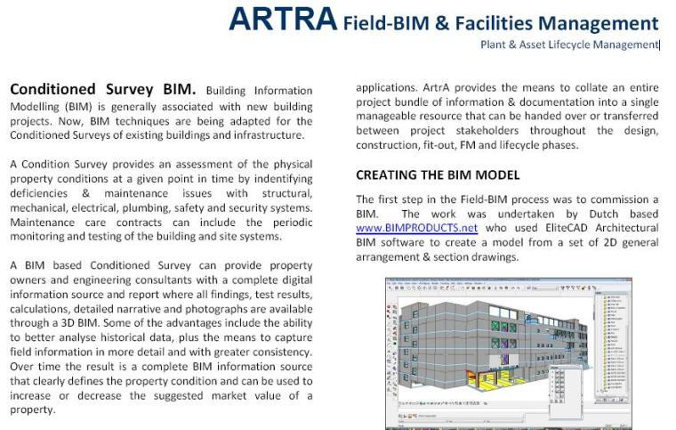 Enhancing Facility Management through BIM 6D