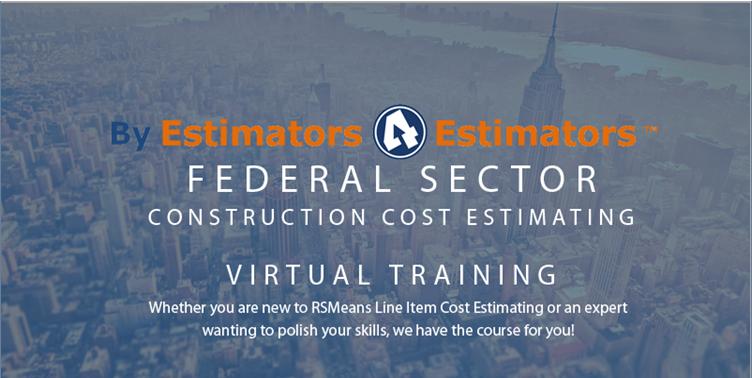 Technology Management Image: RSMeans Cost Data Line Item Estimating