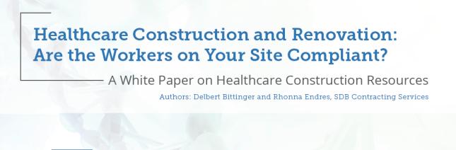 Healthcare Construction Compliance 2015